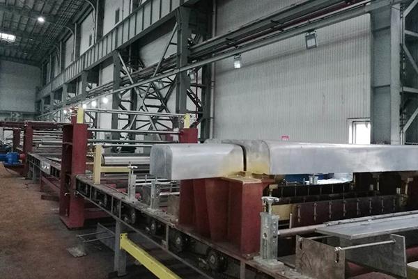 鞍山菱镁板材机械设备