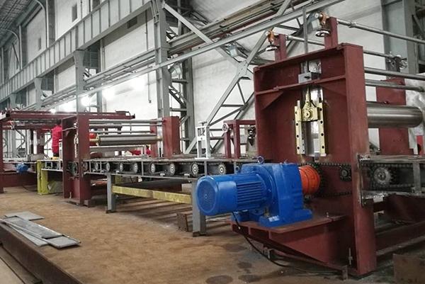 海城菱镁板材机械设备